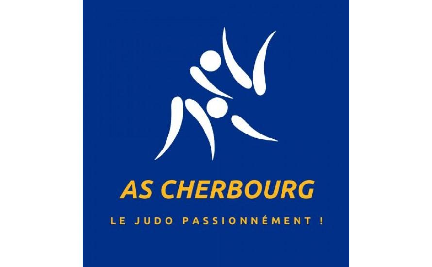 Logo du A.S.CHERBOURG